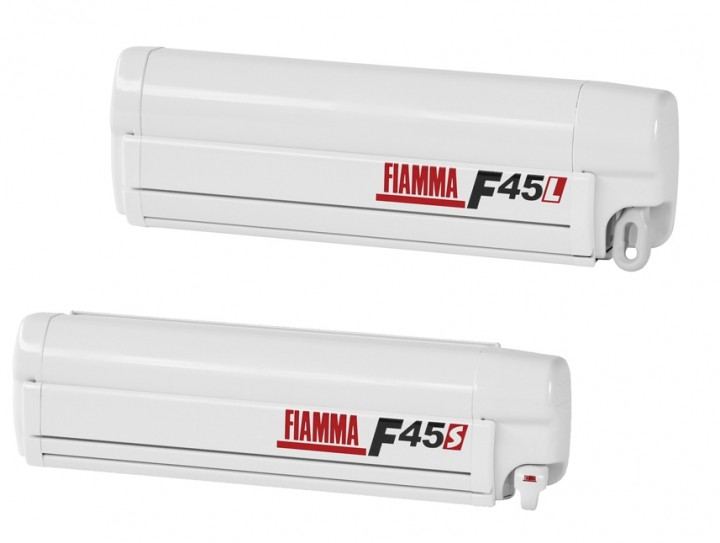 Fiammastore® F45 S 400 Blue Ocean Gehäuse Polarweiß