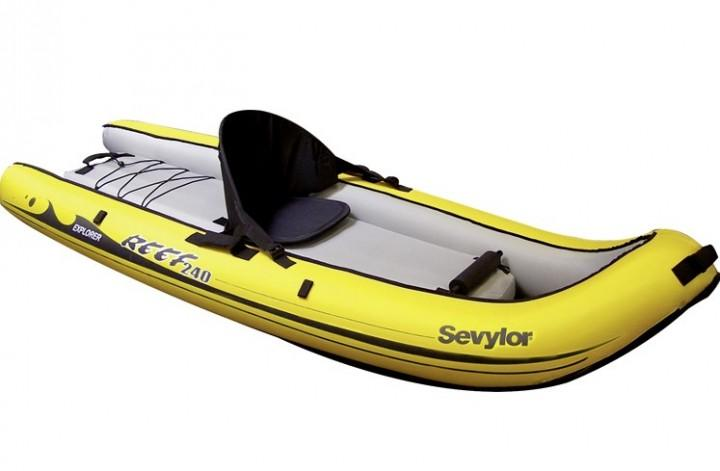 Kajak Sevylor Reef 240 Sit on Top für 1 Person