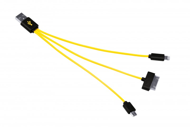 Brunton 3-in-1 Kabel