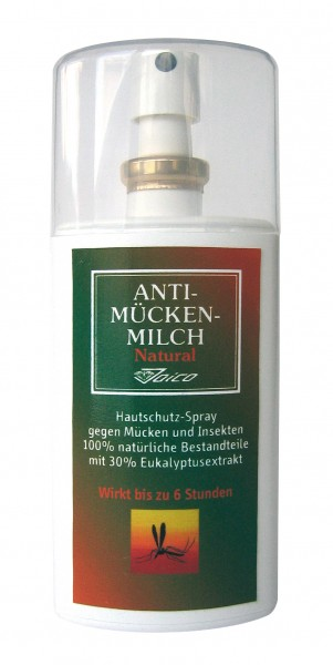 Jaico Anti-Mücken-Milch 'Natural' Spray, 75 ml