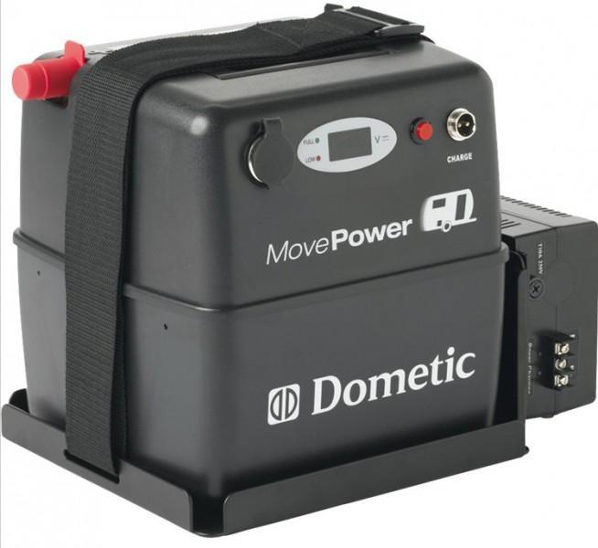 Batteriepaket MovePower für Rangiersysteme