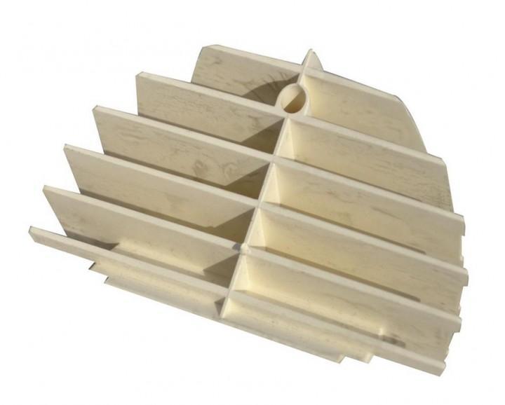 Lamelleneinsatz für Wandkamin AW2 für Trumatic E