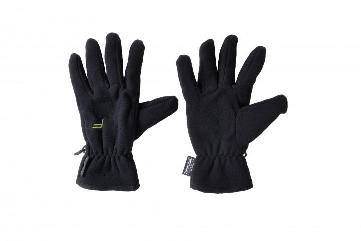 F Handschuhe 'Thinsulate' schwarz, M