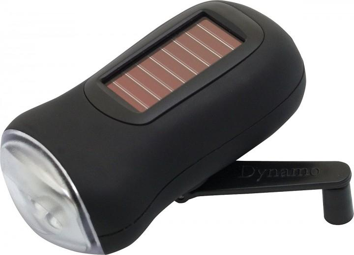 baladéo LED Dynamolampe MegaPower S