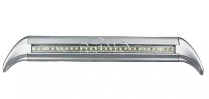 Vorzeltleuchte Overdoor 30 LED 6.2W Alu-Weiss
