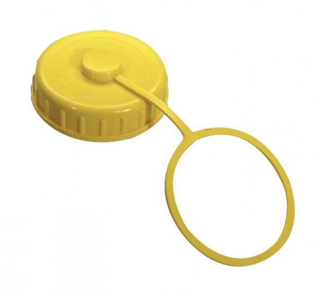 Verschluss DIN 96 mit Halteband 3,5 x 25 x 11 cm
