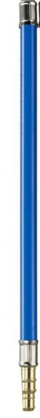 Flexibler Anschluss blau für Reich Armaturen