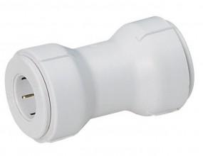 Gerader Verbinder für UniQuick Trinkwassersystem 14-12 mm