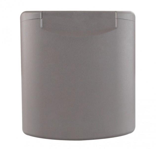 Ersatzdeckel mit Magnetverschluss anthrazit FAWO ab 2014