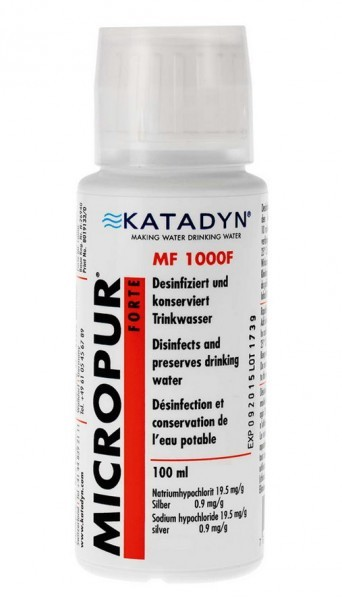 Micropur® Forte MF 1000F