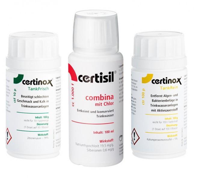Certisil Certibox 100 Set