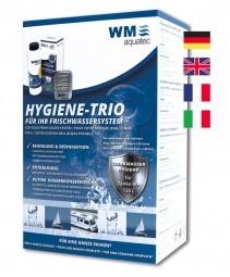Trinkwasserhygiene Hygiene-Trio bis 120 Liter