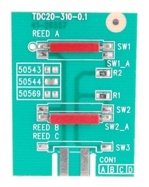 Thetford Platine für Füllstandsanzeige 3-stufig C250S/C250CS/C250CWE