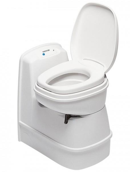 Cassetten Toilette C-200 CS weiß