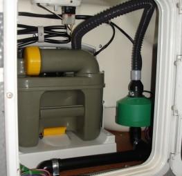 SOG 1 Typ B für C200 WC-Entlüftung