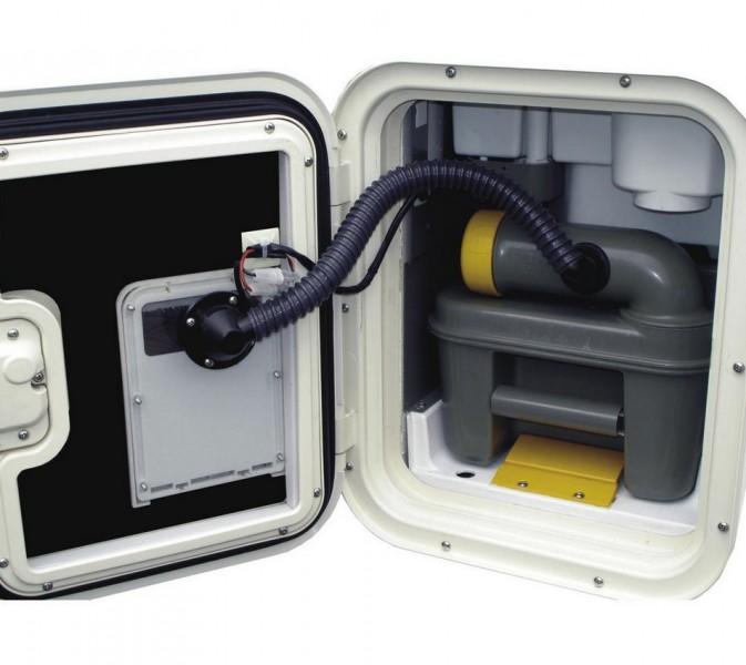 SOG-elektrische WC Entlüftung Typ A-Thetford C2, C3, C4