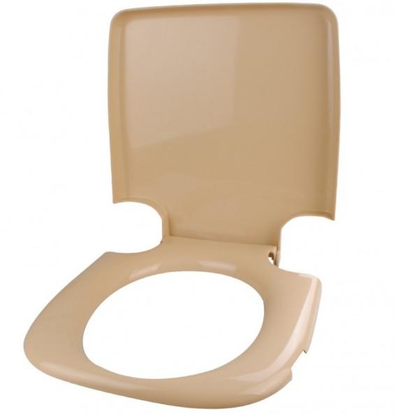 Toilettensitz mit Deckel Ersatzteil für Porta-Potti