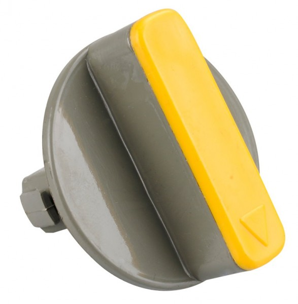Schieberknauf Ersatzteil für Abwassertank Cassette