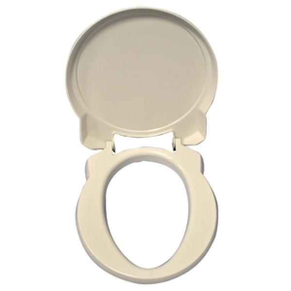 Thetford Toilettensitz mit Deckel für Cassettentoilette Keramik