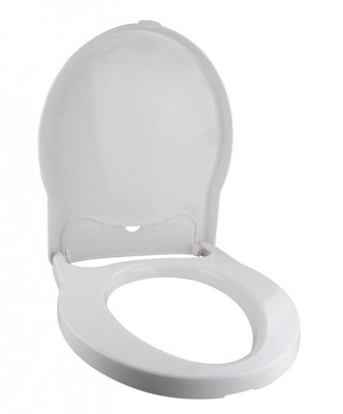 Thetford Toilettensitz mit Deckel für Porta-Potti Excellence