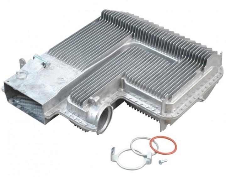 Wärmetauscher mit Abgasrohr für Truma S 3002 K