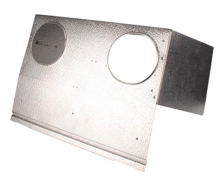 Einbaukasten-Innenteil für 2 Gebläse für Truma S 5002 K
