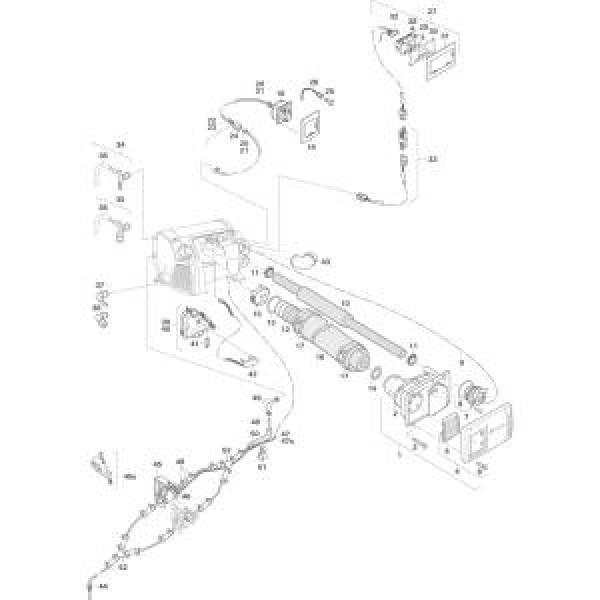 Luftansaugschalldämpfer 70 cm