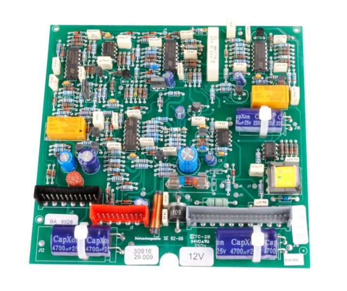 Elektronik komplett 12 V für Trumatic E 2400 bis 07/06