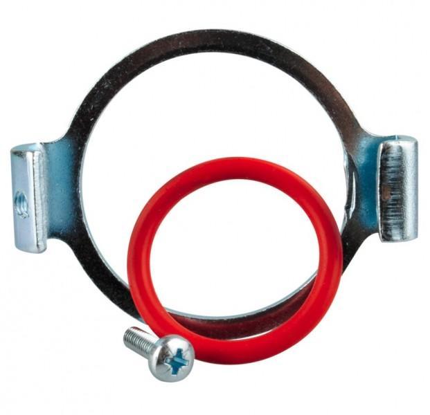 Dichtplatte mit Gewindestift mit O-Ring