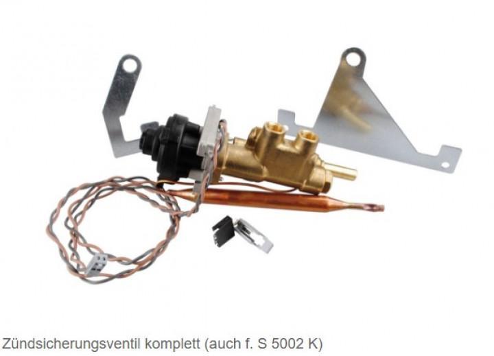 Zündsicherungsventil komplett für Truma S 3002 K und S 5002