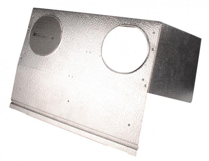 Einbaukasten kpl. für 2 Gebläse für Truma S 5002 K Heizungen