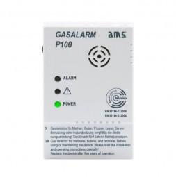 AMS Gasalarm P100 12 Volt mit Schaltausgang