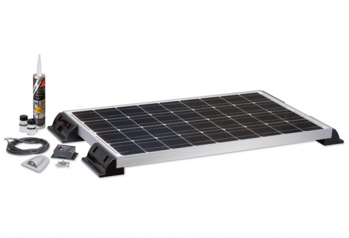 Solarkomplettanlage SL Power Set Plus 120