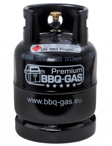 BBQ Gasflasche