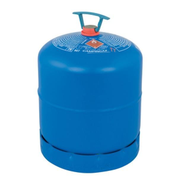 Butangasflasche leer