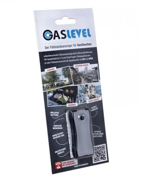 Gaslevel Füllstandsanzeige für Gasflaschen