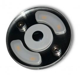 LED Deckenleuchte rund 2,2 W