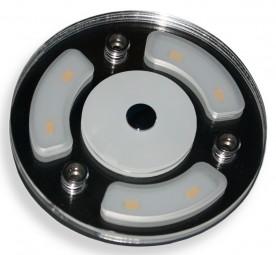 LED Deckenleuchte rund 3,2 W
