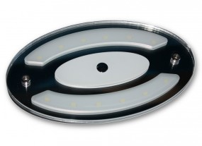 Limatec LED Deckenleuchte oval