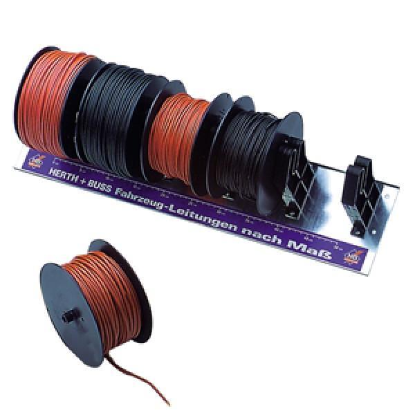 Ersatzrollen rot 2,5 mm 2