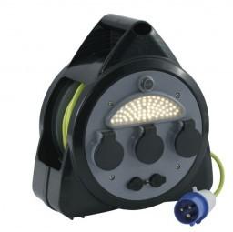 Outwell Kabeltrommel USB/Licht 15m