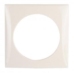 Berker Rahmen Integro Flow Rahmen 1-fach weiß glänzend