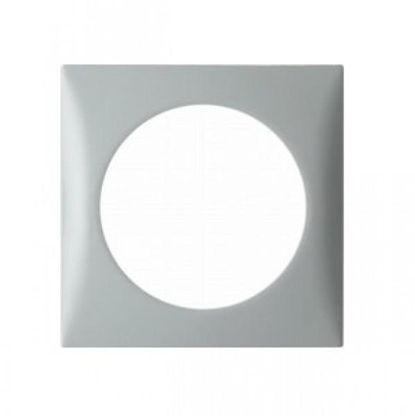 Berker Integro Flow Rahmen 1-fach chrom glänzend