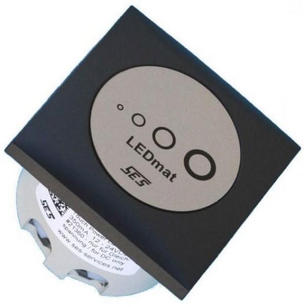 Berker Integro Touch & Slide LED Dimmer