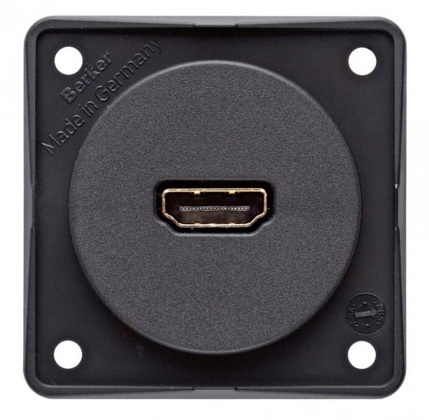 Berker Integro HDMI Steckdose