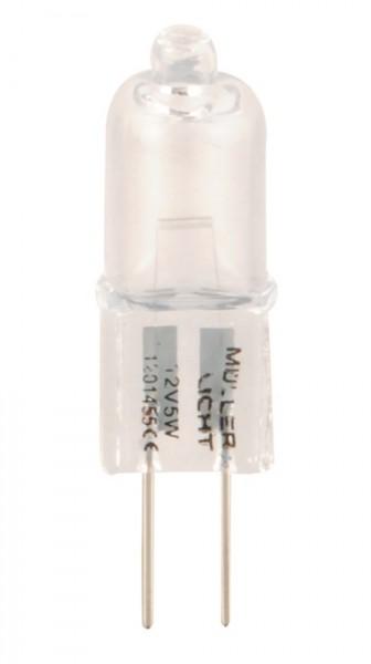 Halogenbirne 5 Watt G 4