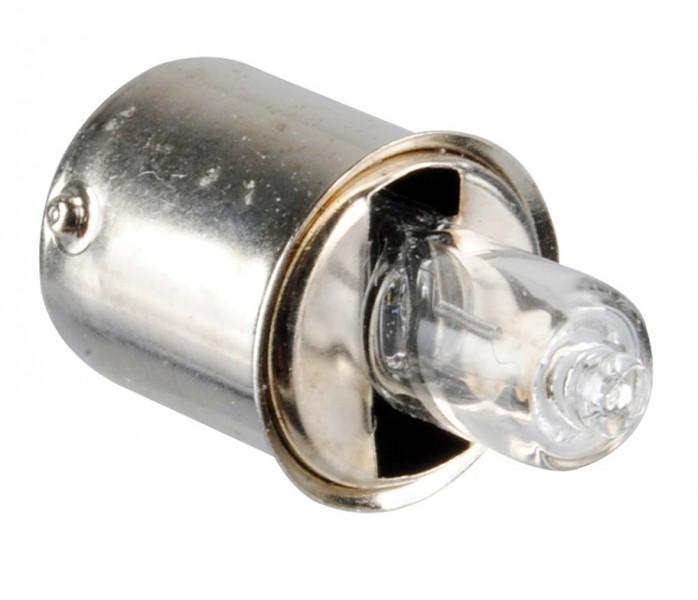 Halogenlampe 12 Volt BA15S mit Bajonettfassung 10 Watt