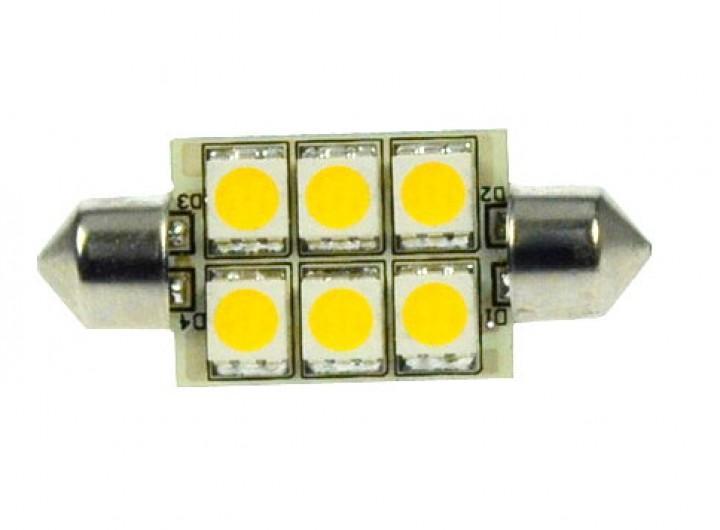 LED-Leuchtmittel 6er SMD Soffite