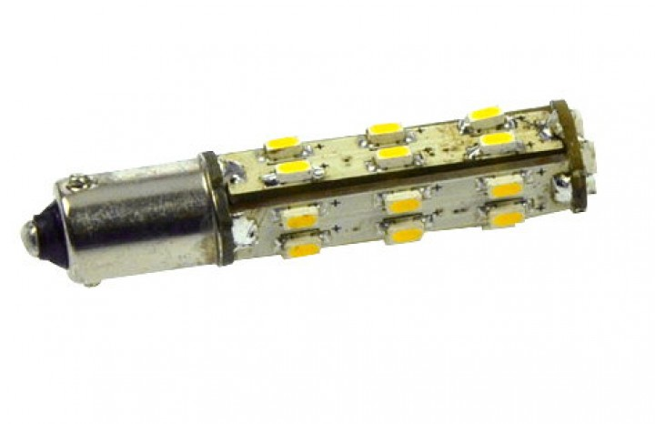 LED-Leuchtmittel 27er SMD Bajonettsockel