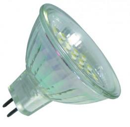 LED-Leuchtmittel - 21 SMD Spot MR 16